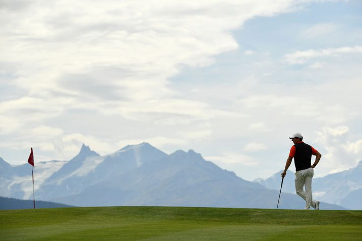 Rory McIlroy átti mjög gott tímabil á PGA mótaröðinni