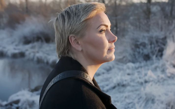 Erna Kristín Stefánsdóttir, guðfræðingur og samfélagsmiðlastjarna,