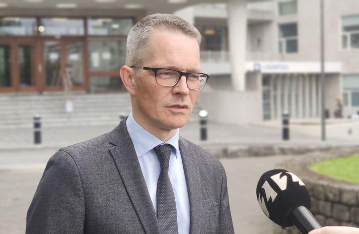Ólafur Baldursson, framvkæmdastjóri lækninga á Landspítalanum