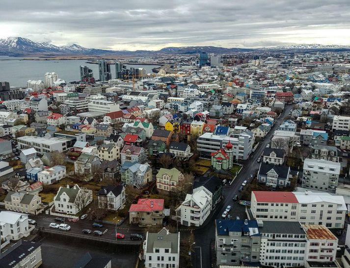 Verðhækkunin á húsnæði í fyrra sú mesta frá árinu 2005
