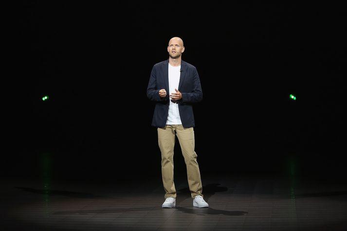 Daniel Ek, stofnandi Spotify, erákveðinn í að kaupa enska knattspyrnufélagið Arsenal.