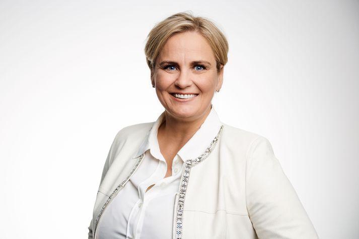 Aldís Björgvinsdóttir.