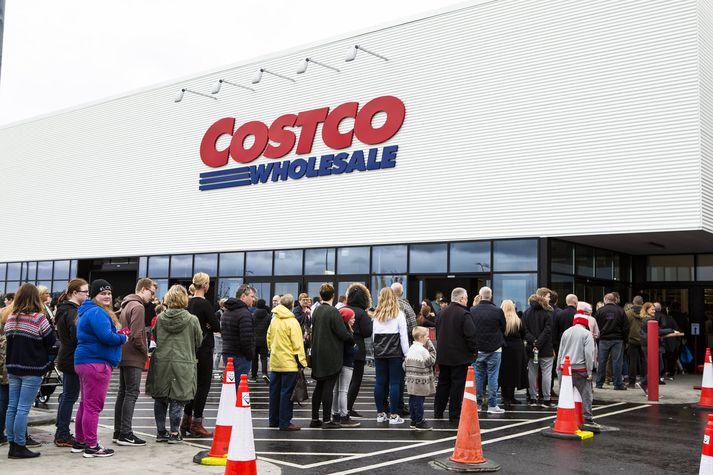 Stuðningsfólk Miðflokksins er líklegast til að eiga Costco-kort.
