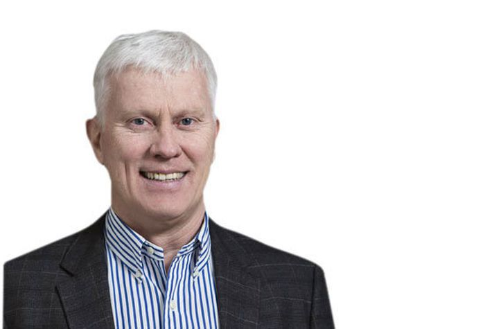 Ómar Benediktsson.