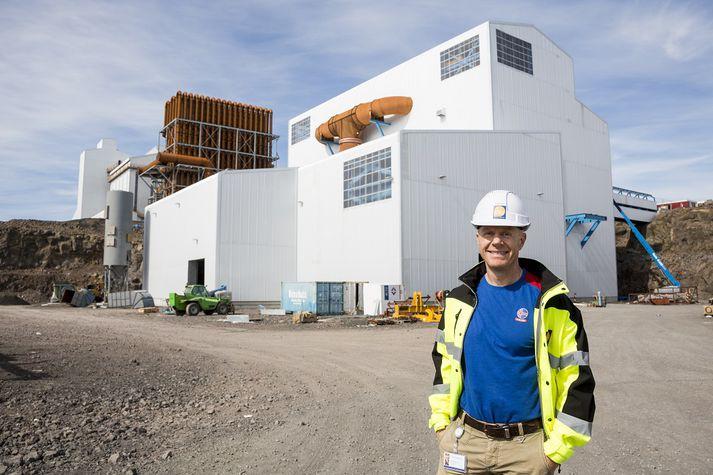 Magnús Ólafur Garðarsson, stofnandi og fyrrverandi forstjóri United Silicon.