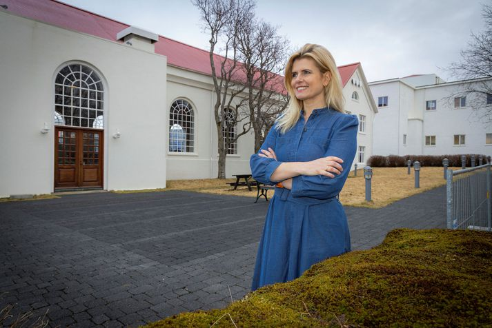 Birna Bragadóttir.