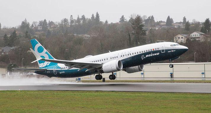Gríðarleg eftirspurn er eftir Boeing 737 MAX flugvélunum.