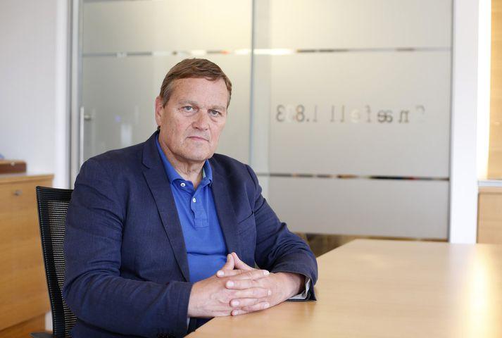 Ólafur Reimar Gunnarsson, stjórnarformaður LIVE.
