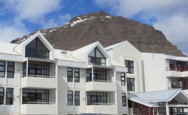 Berg í Bolungarvík er hjúkrunarheimili fyrir aldraða.