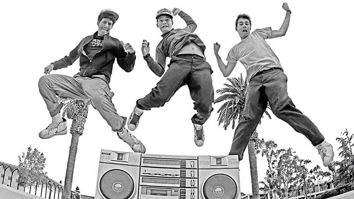 Beastie Boys Story er nú komin á Apple TV+.