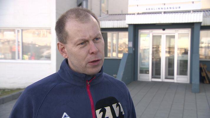 Andri Stefánsson er sviðsstjóri Afreks- og Ólympíusviðs ÍSÍ og situr í stjórn Afrekssjóðs.
