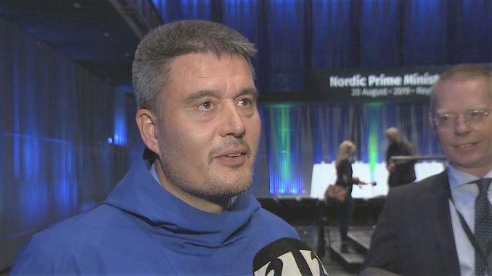 Kim Kielsen hafði gegnt formannsembætti Siumut-flokksins í sex ár.
