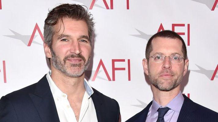 David Benioff og D.B. Weiss eru að mati Lucasfilm einhverjir bestu núlifandi handritshöfundar heims.
