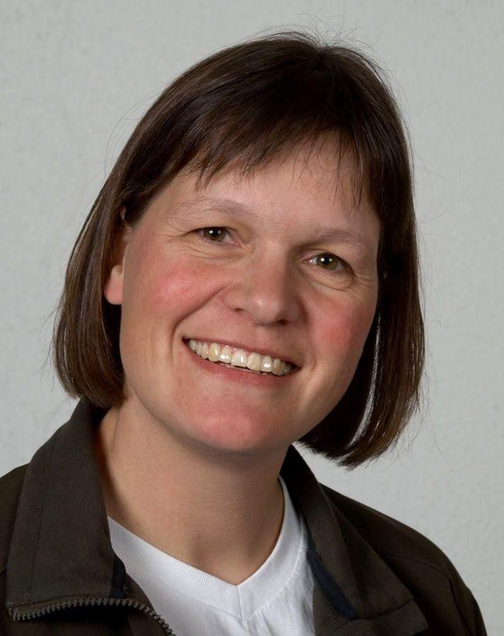 Brigitte Brugger, sérgreinadýralæknir hjá Matvælastofnun.