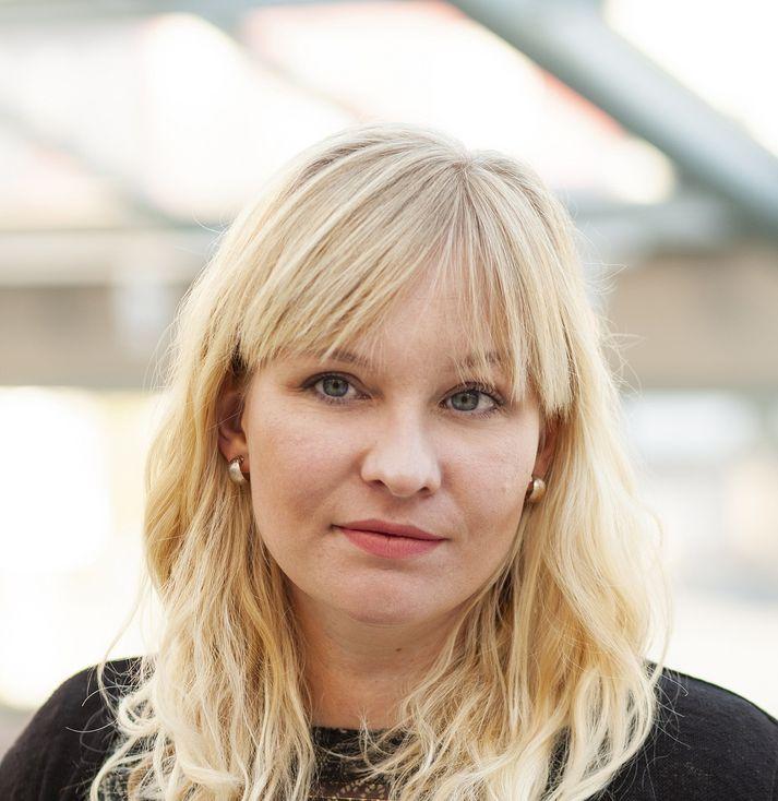 Arna Gunnur Ingólfsdóttir.