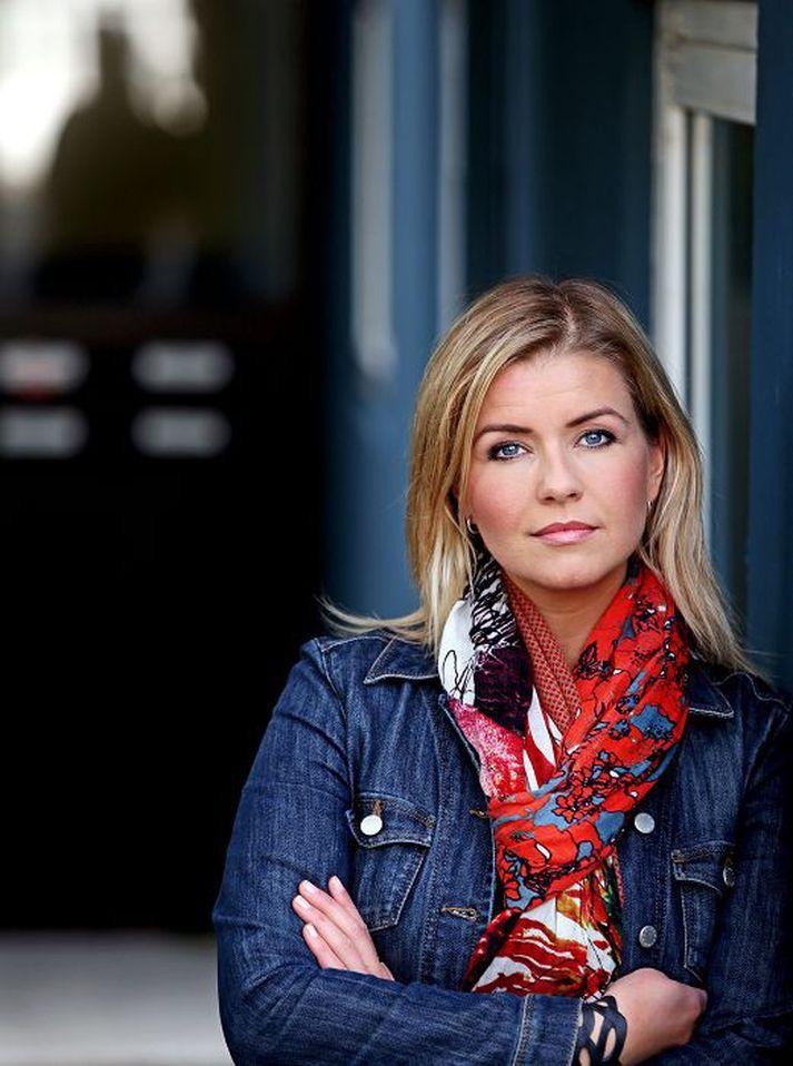 Helga var áður umsjónarmaður Kastljóss.