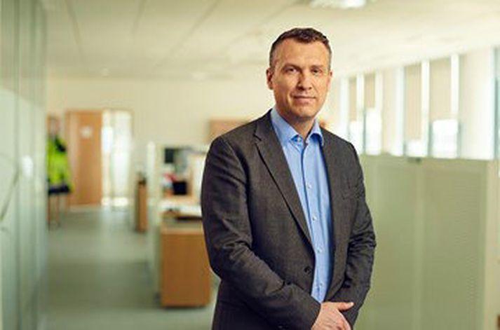 Örn Guðmundsson, fjármálastjóri Mannvits.