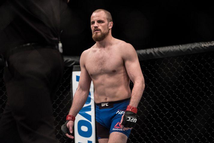 Gunnar er kominn niður í 11. sæti styrkleikalista UFC.