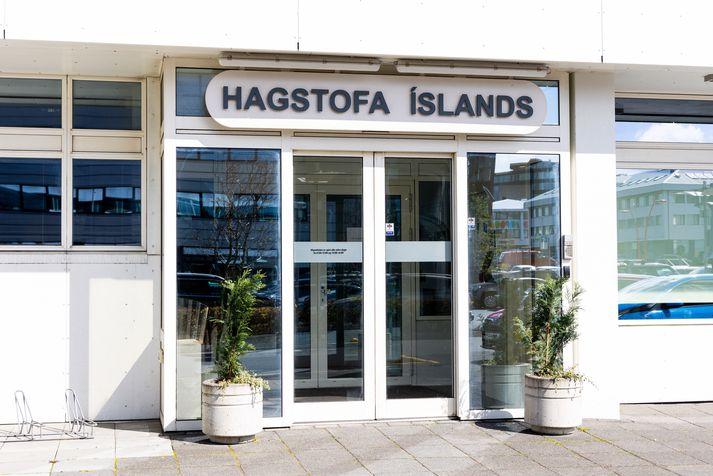 Hagstofa Íslands tekur saman tölur um atvinnuleysi í hverjum mánuði.