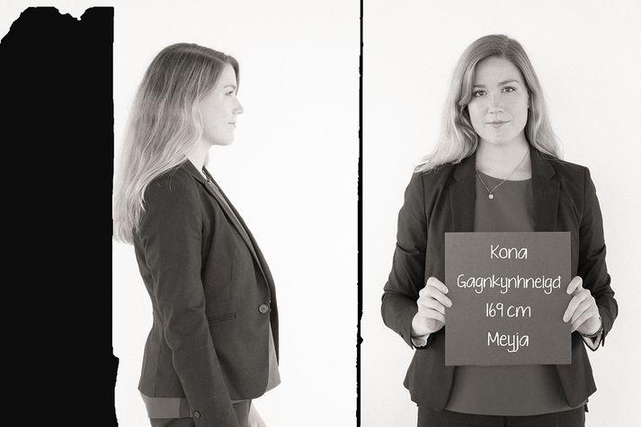 Ragna Sigurðardóttir læknanemi er Einhleypa Makamála þessa vikuna.