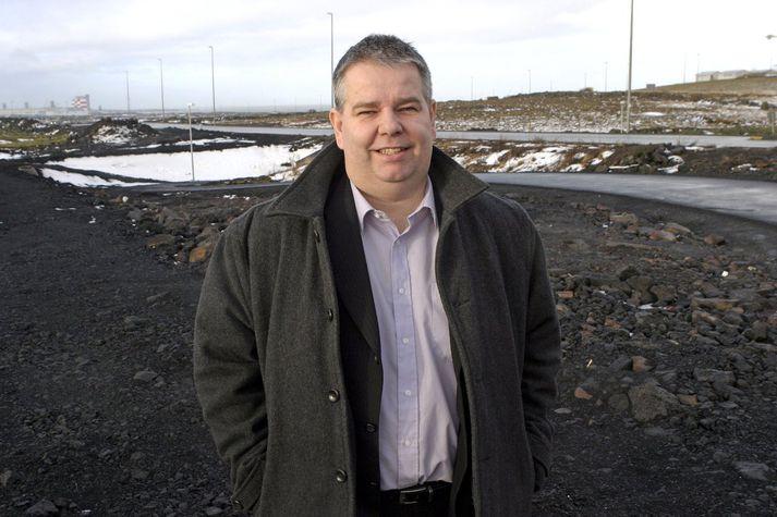 Gunnar Svavarsson, framkvæmdastjóri Nýs Landspítala.