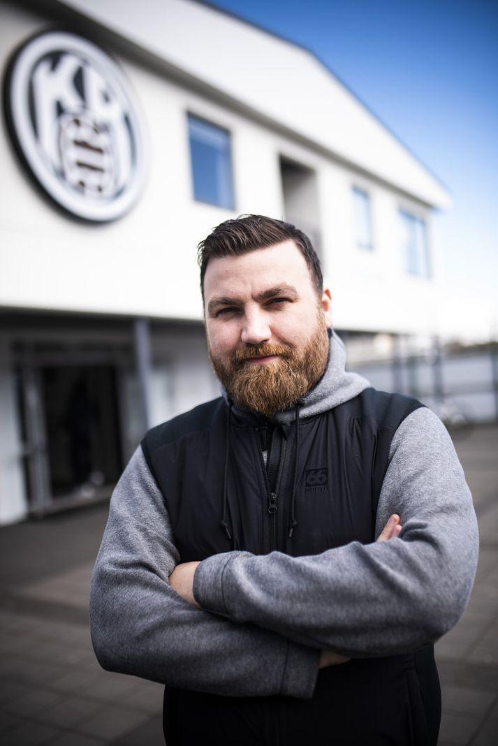 Finnur Freyr Stefánsson