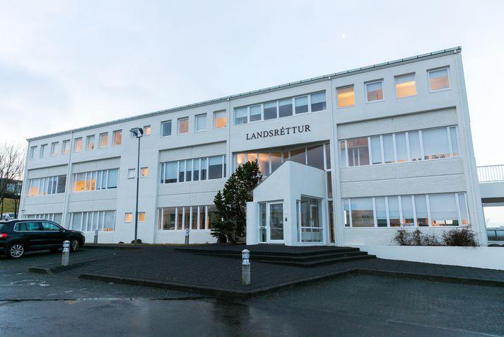 Laus er staða dómara við Landsrétt eftir að einn dómari við réttinn var skipaður dómari við Hæstarétt.