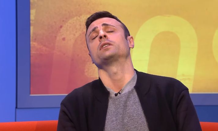 Dimitar Berbatov er þreyttur á þessari neikvæðni.