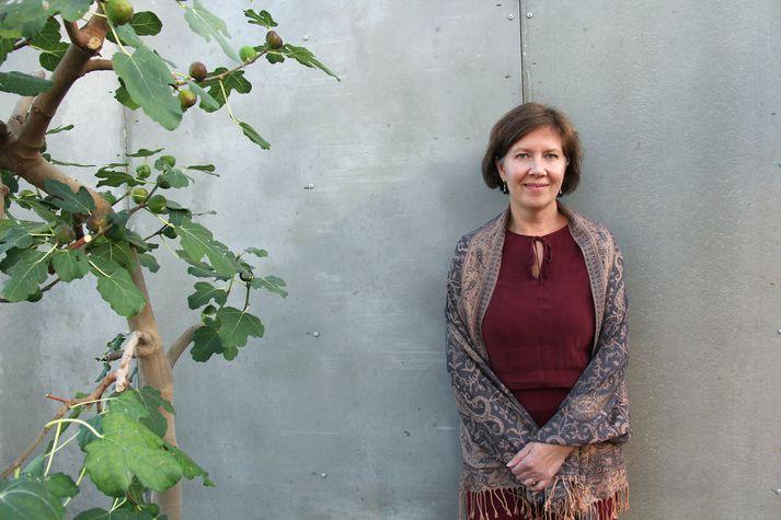 Sigrún Birgisdóttir, framkvæmdastjóri Einhverfusamtakanna.