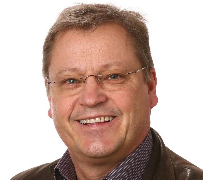 Björn Ingimarsson, bæjarstjóri Fljótsdalshéraðs.