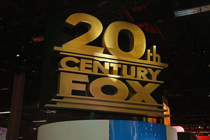 Flestir þekkja merki 20th Century Fox.