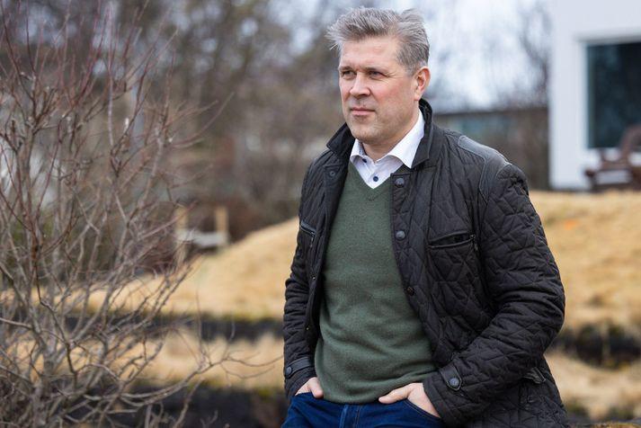 Bjarni Benediktsson fjármálaráðherra gefur einn kost á sér í fyrsta sæti í Kraganum.