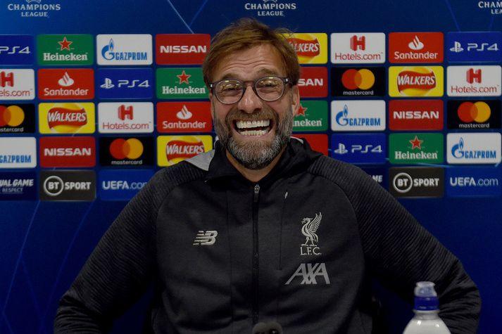Jürgen Klopp er búinn að setja saman eitt besta fótboltalið heims hjá Liverpool.