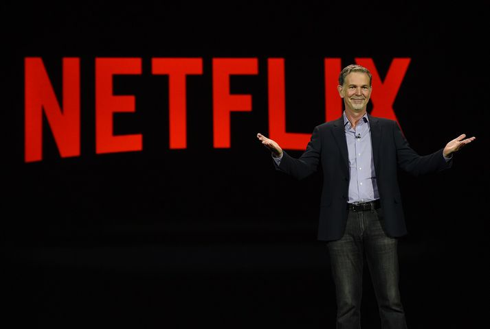 Reed Hastings, forstjóri Netflix