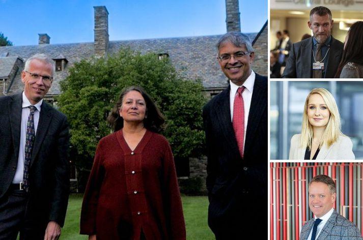 Dr. Martin Kulldorff, Dr. Sunetra Gupta og Dr. Jay Bhattacharya standa að baki yfirlýsingunni. Nöfn þekktra Íslendinga eru að finna á lista yfir þá sem styðja tillögur þeirra.