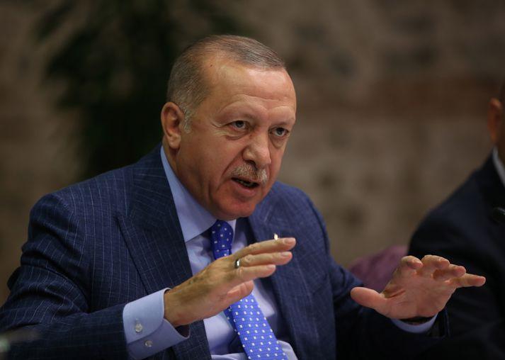 Recep Erdogan, forseti Tyrklands