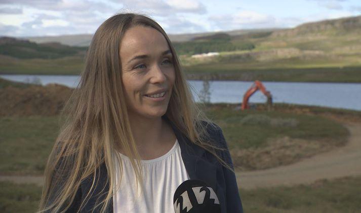 Heiður Vigfúsdóttir, framkvæmdastjóri Vök-Baths