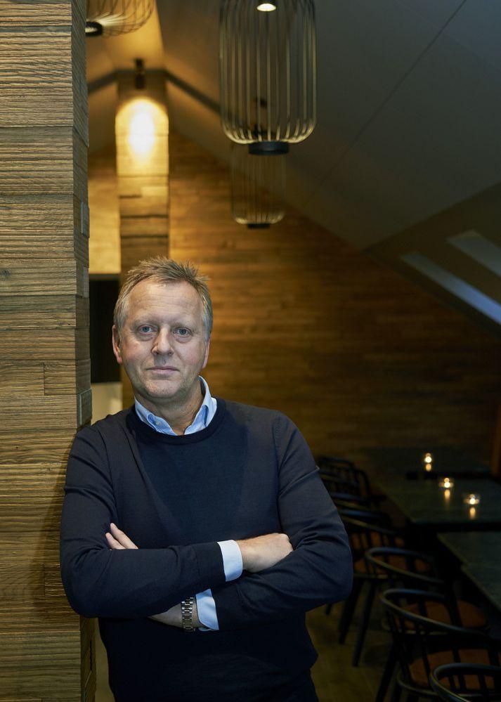 Hjalti Jónsson er framkvæmdastjóri Íslensku auglýsingastofunnar.