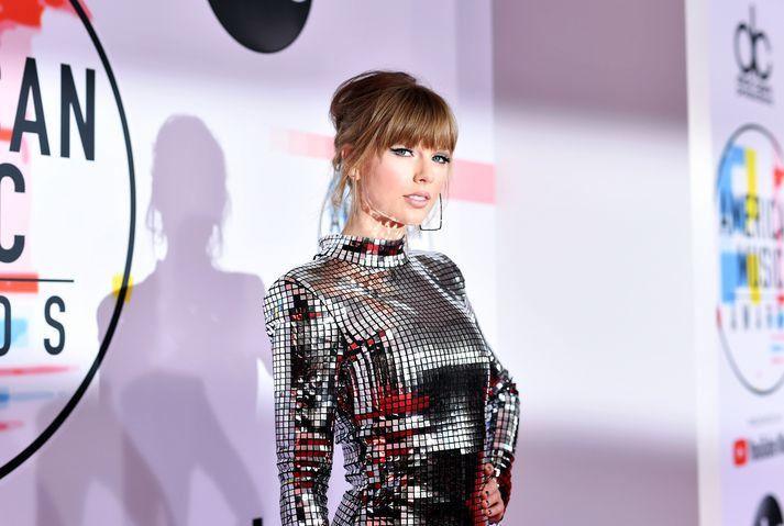 Taylor Swift á fyrir salti í grautinn.
