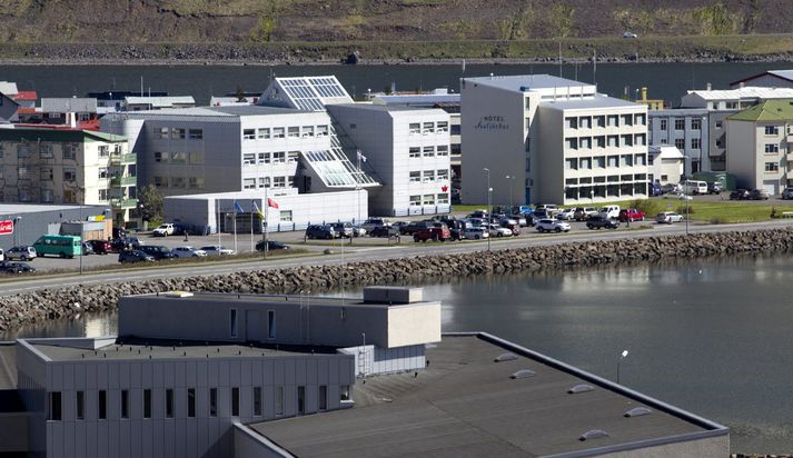 Meint nauðgun er sögð hafa orðið á Ísafirði.