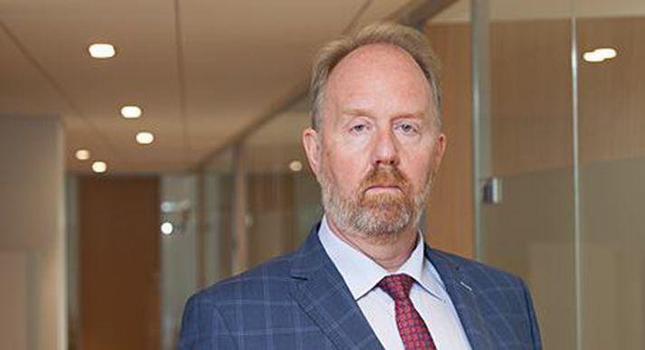 Snorri Olsen ríkisskattstjóri leiðir Skattinn.