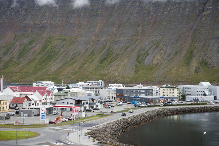 Málið er til meðferðar í Héraðsdómi Vestfjarða á Ísafirði.