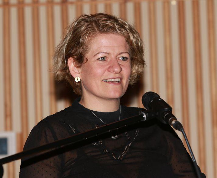 Matthildur Ásmundardóttir, bæjarstjóri Sveitarfélagsins Hornafjarðar.