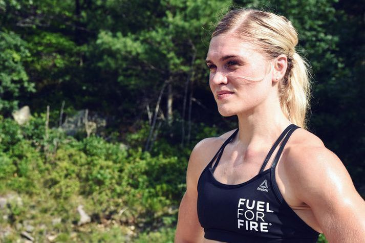 Katrín Tanja vill sjá Nicole aftur innan CrossFit-samtakanna.