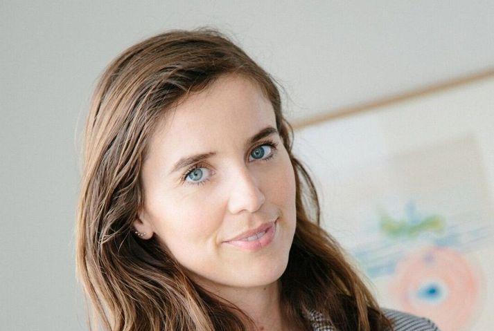 Valgerður Halldórsdóttir.