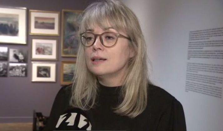 Ragnheiður Jóna Ingimarsdóttir, sveitarstjóri Húnaþings vestra.