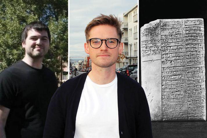 Bræðurnir Einar (t.v.) og Ágúst Arnar Ágústsson stofnuðu Zuism árið 2013. Þeir hafa verið þekktir sem Kickstarter-bræður í fjölmiðlum.