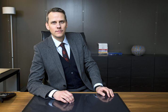 Magnús Geir Þórðarson, útvarpsstjóri RÚV.
