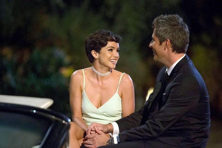 Rebekah Martinez hefur vakið mikla athygli sem keppandi í The Bachelor.
