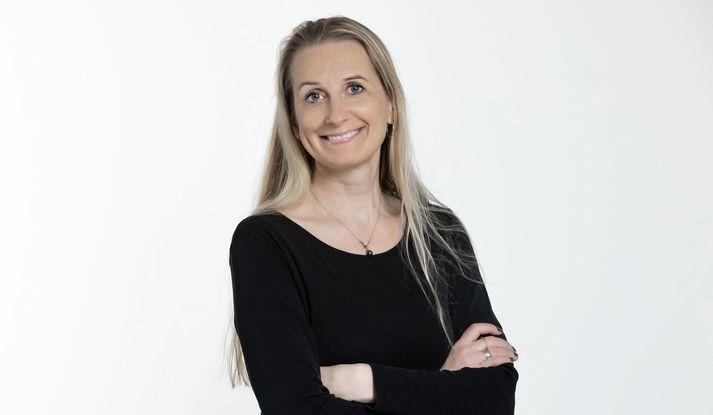 Ingibjörg Hjálmfríðardóttir.